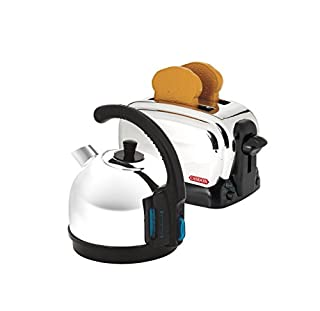 Casdon Breakfast Set - Kettle and Toaster toy - Chrome Effect (B000296LJI) | Amazon price tracker / tracking, Amazon price history charts, Amazon price watches, Amazon price drop alerts