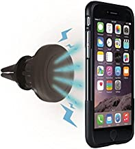 G7 ThinQ Compatible Premium Magnetic Car Mount Air Vent Holder Rotating Dock Stand Strong Grip for LG G7 ThinQ