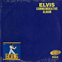 elvis commemorative album