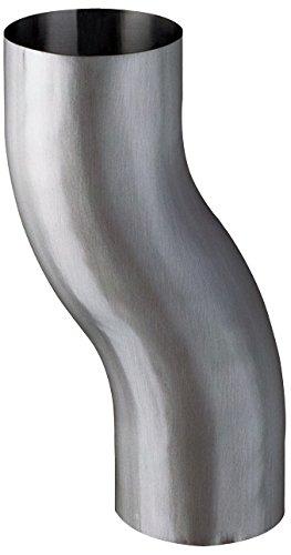 Titanzink Sockelknie Etagenbogen DN 100