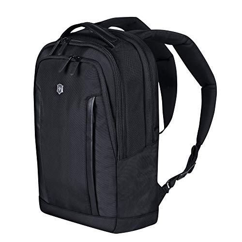 Victorinox Altmont Professional Compact Laptop Backpack - Zaino porta PC Laptop 15,4 Pollici - 22x29x41cm - Nero