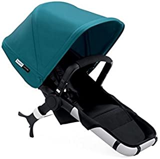 Bugaboo 2015 Runner Seat and Canopy in Petrol Blue