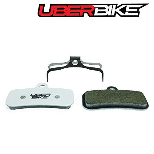 Uberbike Shimano Deore XT BR-M8020 4 Piston XL (material adicional) Race-Matrix discos de freno – 4 pares