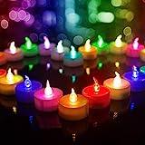 Best Flameless Tea Lights - Beichi Color Changing LED Tea Lights Bulk, Set Review