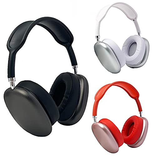 Auriculares Bluetooth Inalámbricos Deportivos P9 Plus Fitness Gym Running Sonido HD Wireless 5.0 (Negro)