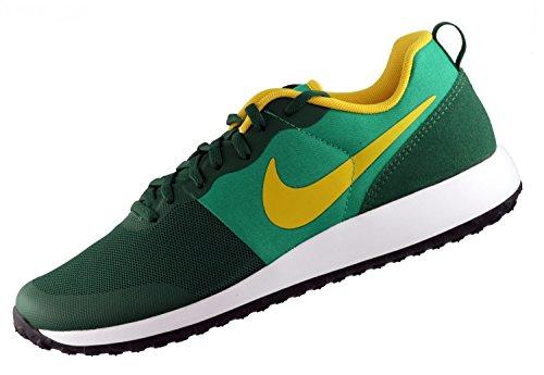 Nike Herren Elite Shinsen Laufschuhe, grün/gelb, 44 EU