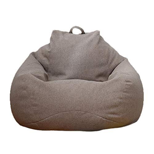 N/G Sitzsack Sofabezug, Extra Großer Sitzsack, Vogelnest Sitzsack Stuhlbezug Für Kinder Und Erwachsene, Sofabezug Verdicken (kein Füllstoff)