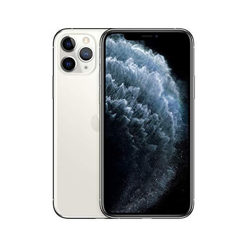 Apple iPhone 11 Pro 256GB Silver (Renewed)