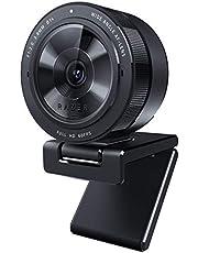 Razer Kiyo Pro ストリーミング ウェブカメラ USB 3.0 フルHD 1080p/60FPS 高精細画質 207万画素 HDR対応 103°広角 高性能アダプティブライトセンサー オートフォーカス 耐久性に Corning Gorilla Glass Windows OBS Xsplit 対応 【日本正規代理店保証品】 RZ19-03640100-R3M1