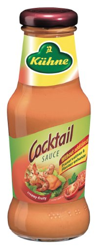 Kühne Cocktail Saucen Cremig-fruchtig - 1 x 250 ml