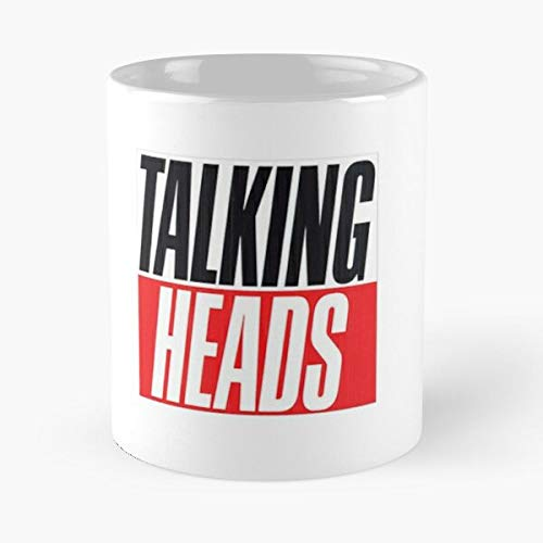Rock Punk Danzig Sonic Bauhaus Heads Talking Cash Youth and Johnny Roll Best 11 oz Kaffeebecher - Nespresso Tassen Kaffee Motive