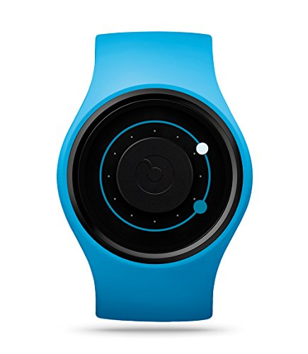 ZIIIRO Orbit Unisex Silikon / Edelstahl Watch Ocean wechselbare Uhr