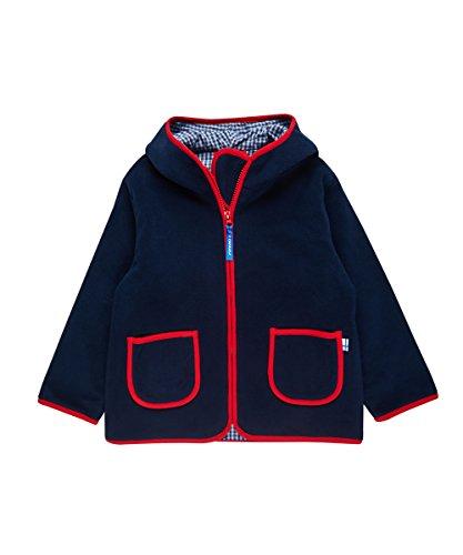 Finkid Tonttu Kinder Zip In Fleece Jacke