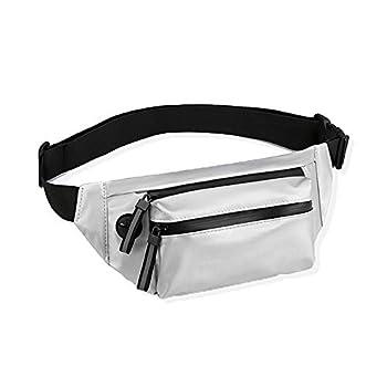 Achieer Waterproof Waist Fanny Pack for Men & Women,Hip-Hop Crossbody Bags Casual Travel Sport Waist Pack