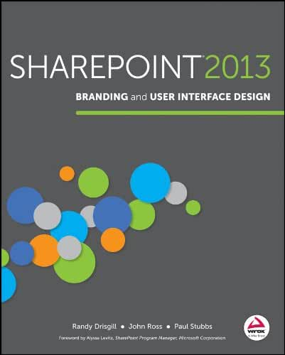 SharePoint 2013 Branding and User Interface Design (English Edition)