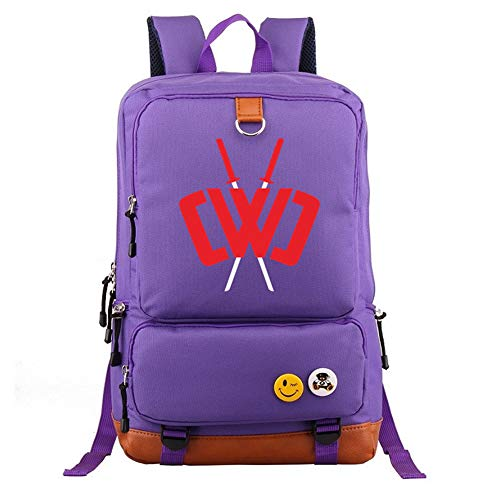 Chad Wild Clay Backpack Middle Student School Bag Laptop Backpack for Women Men