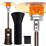 Best Gas heaters - Kakashi Outdoor Patio Heater with Cover Propane Gas Review