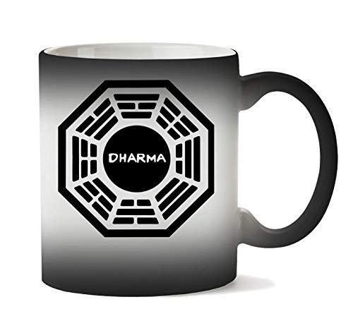 YoBrand Dharma Taza Calor Cambio De Color