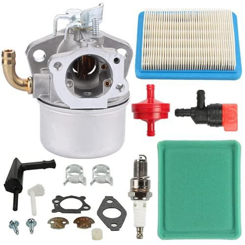 AZH Carburetor carb Replacement for Generator Troy-Bilt 3550 watt, 3600 Watt Sears Craftsman, 3500W Troy Bilt/Briggs Portable Generator (030378), B&S 1150 7.5 Hp