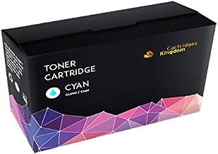 Cartridges Kingdom Compatible Cartucho de Tóner para HP CE311A/126A - Cian
