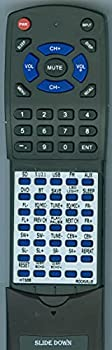 Replacement Remote for Rockville HTS56