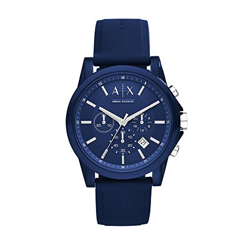 Reloj Armani Exchange Unisex 44mm