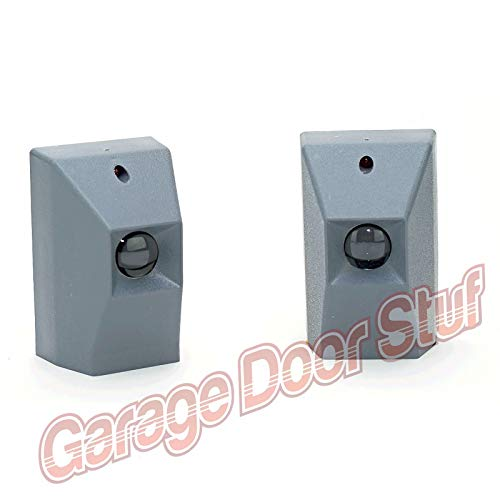 Review Garage Door Opener Safety Sensors - Universal