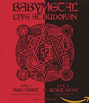 Live at Budokan  Red Night & Black Night Apocalyps [Blu-ray]