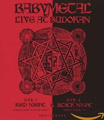 Live at Budokan: Red Night & Black Night Apocalyps [Blu-ray]