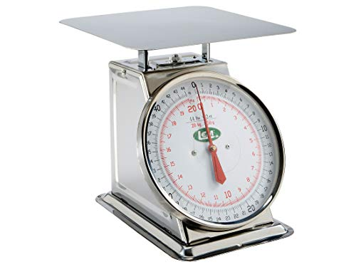LEM Products 435 Stainless Steel Scale