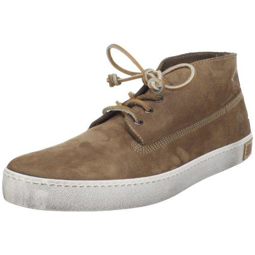 Blackstone Herren New Desert Nubuk Sneaker, Braun/Praline, 44 EU