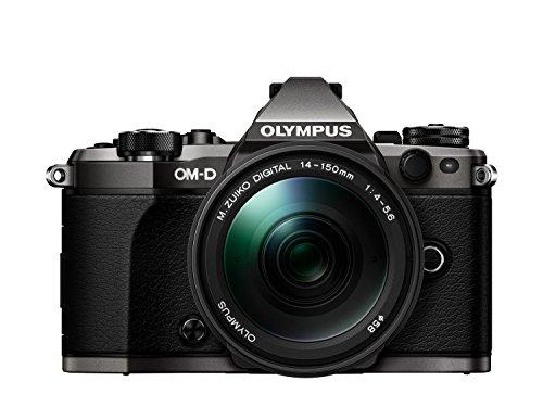 Olympus OM-D E-M5 Mark II Titanium Edición Limitada - Cámara Evil de...