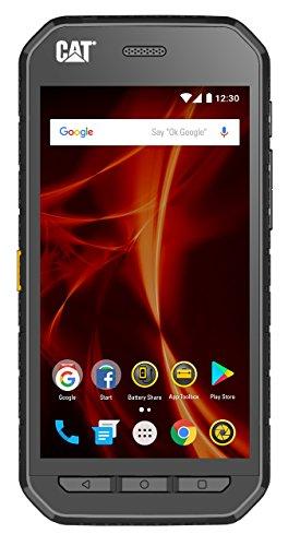 """Cat S41 4G 32GB Negro - Smartphone (12,7 cm (5""""), 32 GB, 13 MP, Android, 7, Negro)"""