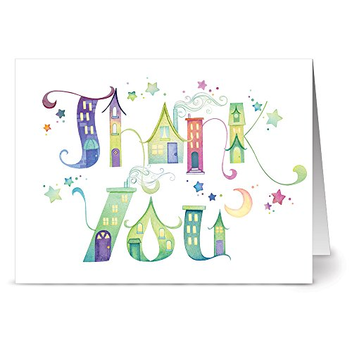 Note Card Cafe All Occasion Greetin…