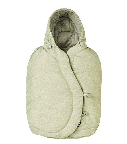 Maxi-Cosi kuschelig warmer Fußsack, passend für alle Maxi-Cosi Babyschalen, nomad sand