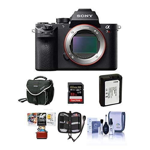 Sony a7R II Alpha Full Frame Mirrorless Digital...