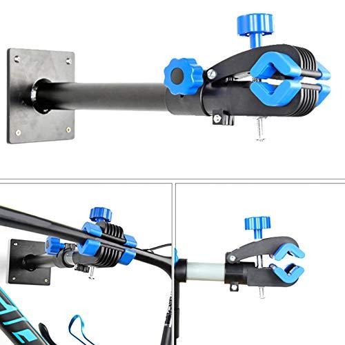 Soporte de montaje para bicicleta con tornillos, soporte para reparación de bicicletas de montaña y todo tipo de bicicletas de hasta 30 kg