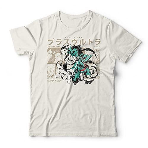 Camiseta Boku No Hero Midoriya