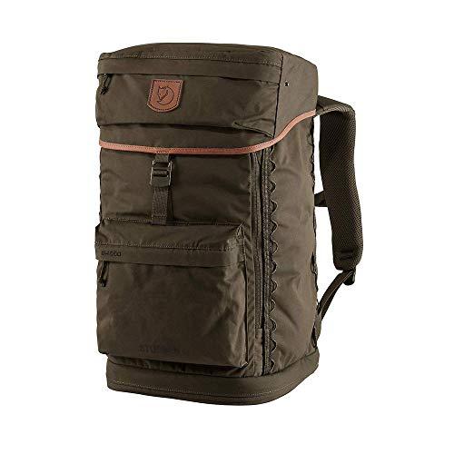 Fjallraven Backpack Singi Stubben, Dark Olive, 23322, Einheitsgröße