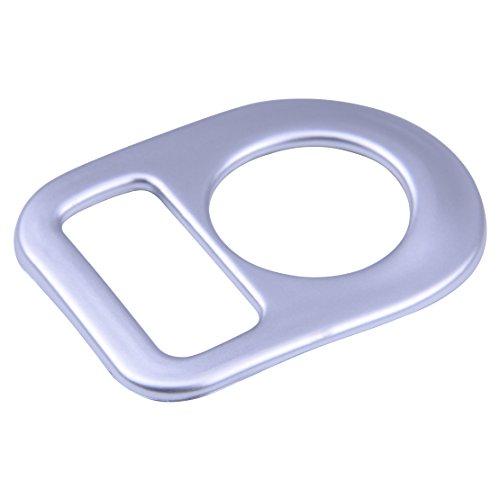 beler Rétroviseur latéral bouton de commande de bouton de contrôle de la garniture de couverture