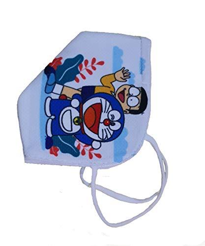 20 Mascarilla para Niños Desechable con Protección 3 Capas Transpirables con Elástico para Los Oídos Bolsa para actividades al aire libre