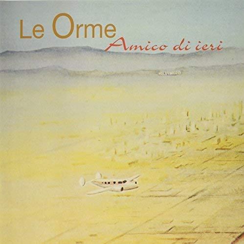 Amico Di Ieri (LP+CD) [Vinilo]