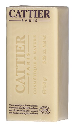 Cattier-Paris Heilerde Seife Sheabutter BIO, 1 x 150 g