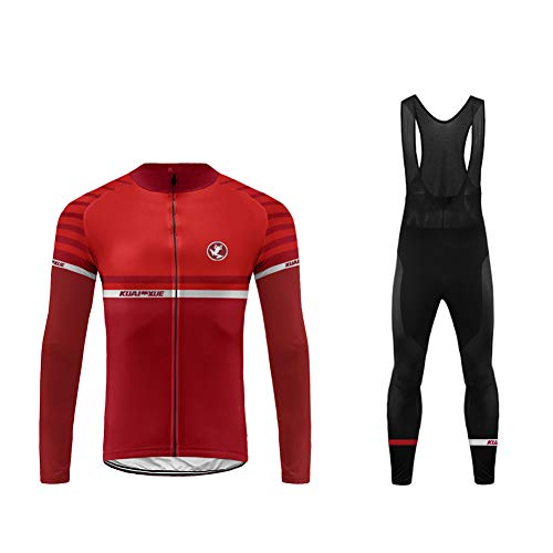 Sports Wear Uglyfrog Ropa Ciclismo Invierno Fleece Warm para Hombre Ciclismo Maillot MTB de Manga...