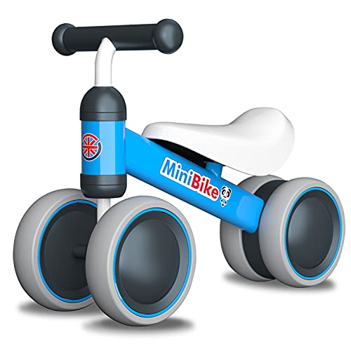 Baby Balance Bikes 10-24 Month Children Walker | Toys for 1 Year Old Boys Girls | No Pedal Infant 4...