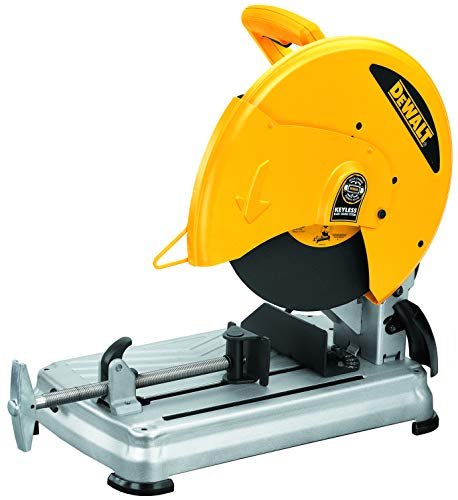 Product Image of the DEWALT Chop Saw, Quick-Change, 14-Inch, Old Model (D28715)