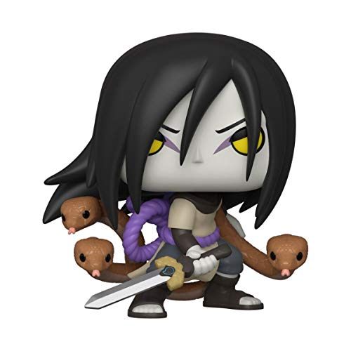 Funko - Pop! Animation: Naruto - Orochimaru Figura Coleccionable, Multicolor (46628)