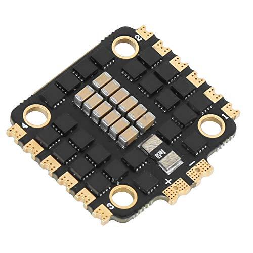 ESC de 8 bits ESC de bajo ruido Acelerador más suave Alta calidad Altamente integrado 2‑6S 4-en-1 ESC Tecnología de luz amortiguada para drones