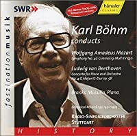 Karl B枚hm Conducts
