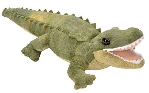 Lashuma Plüschtier Krokodil Alligator, Cuddlekins Kuscheltier, Stofftier 30 cm